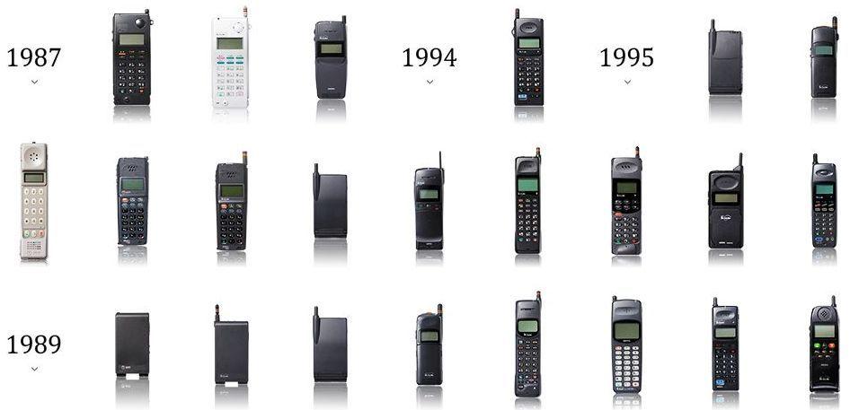 懐かしのあのモデルも ドコモが初代の携帯電話から最新のスマホまで全611台を公開中 携帯電話 のあ スマホ