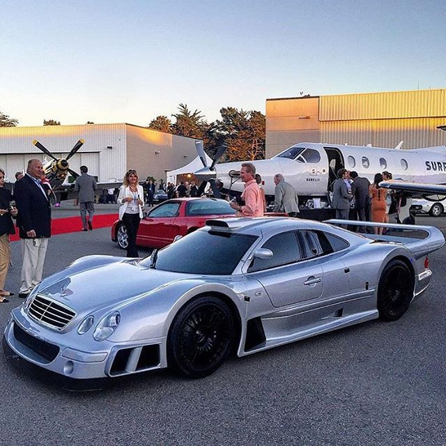 2002 Mercedes Benz Clk Gtr Super Sport Gallery
