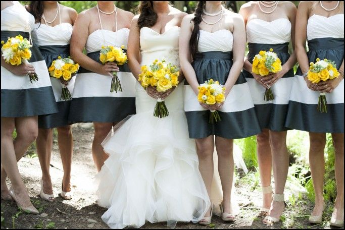 Canary Yellow Dresses For Weddings Wedding Ideas Pinterest