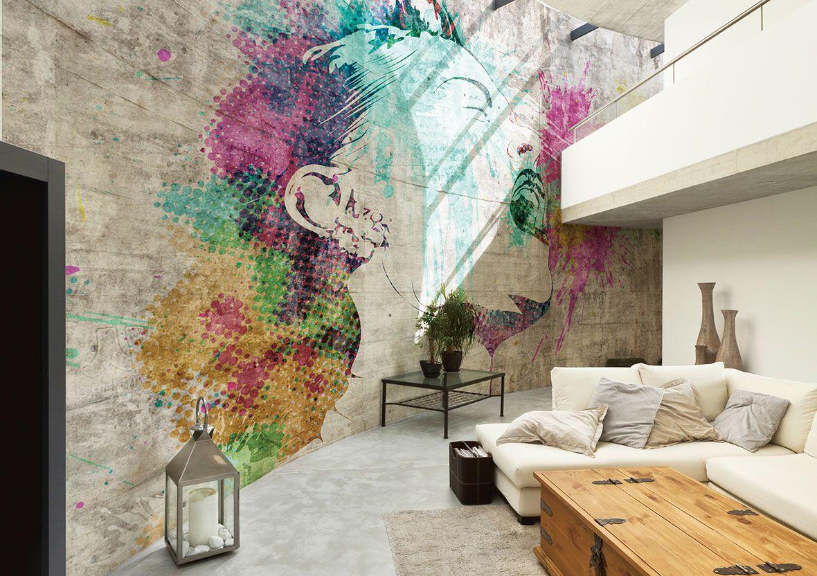 Carta Da Parati Pois Roma : Carta da parati glamora sonora add murals wallpaper wall