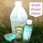 Simple Shower Cleaner