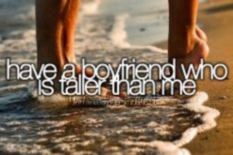 I'm too tall :(