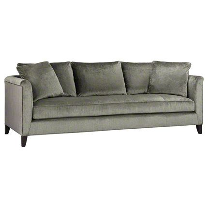 Baker Furniture Medida Sofa 6112s Laura Kirar 97 W X 37 D