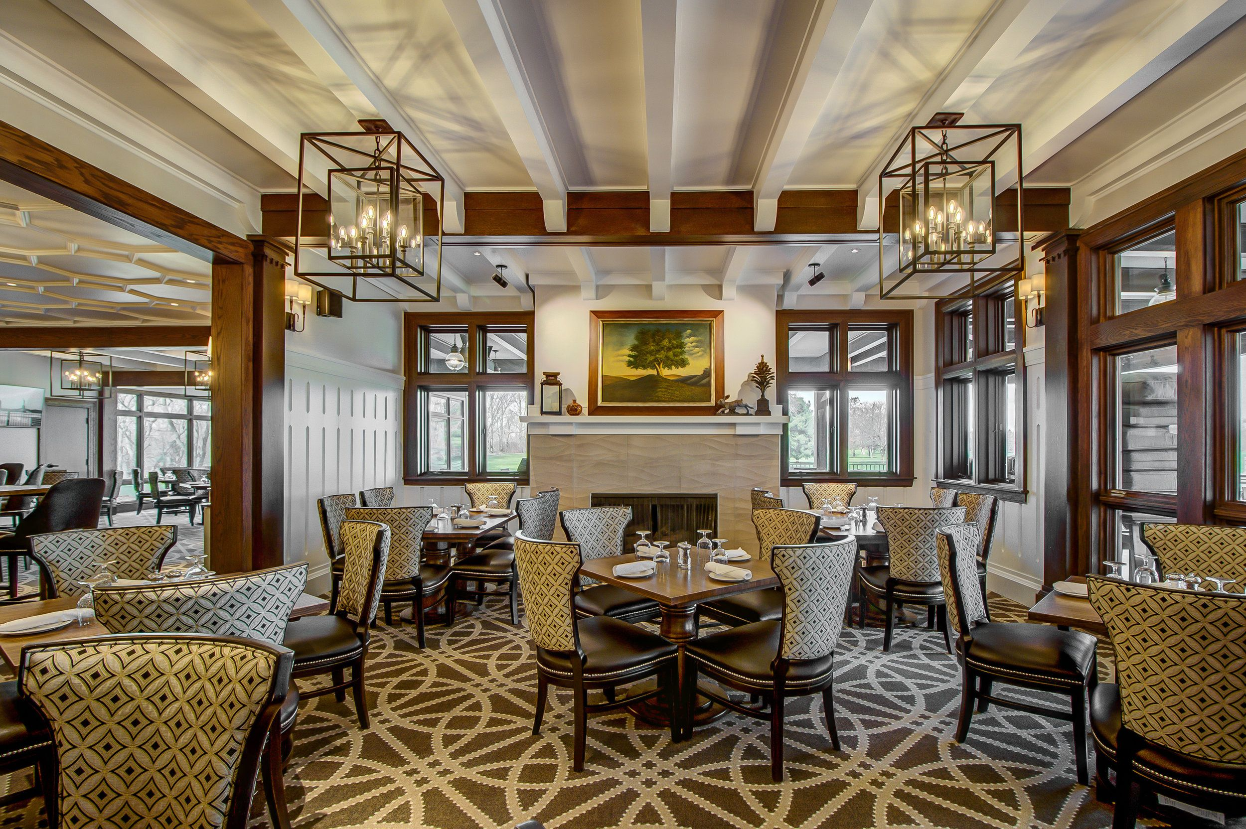Blythefield Classic Clubhouse : Hospitality Design by ...