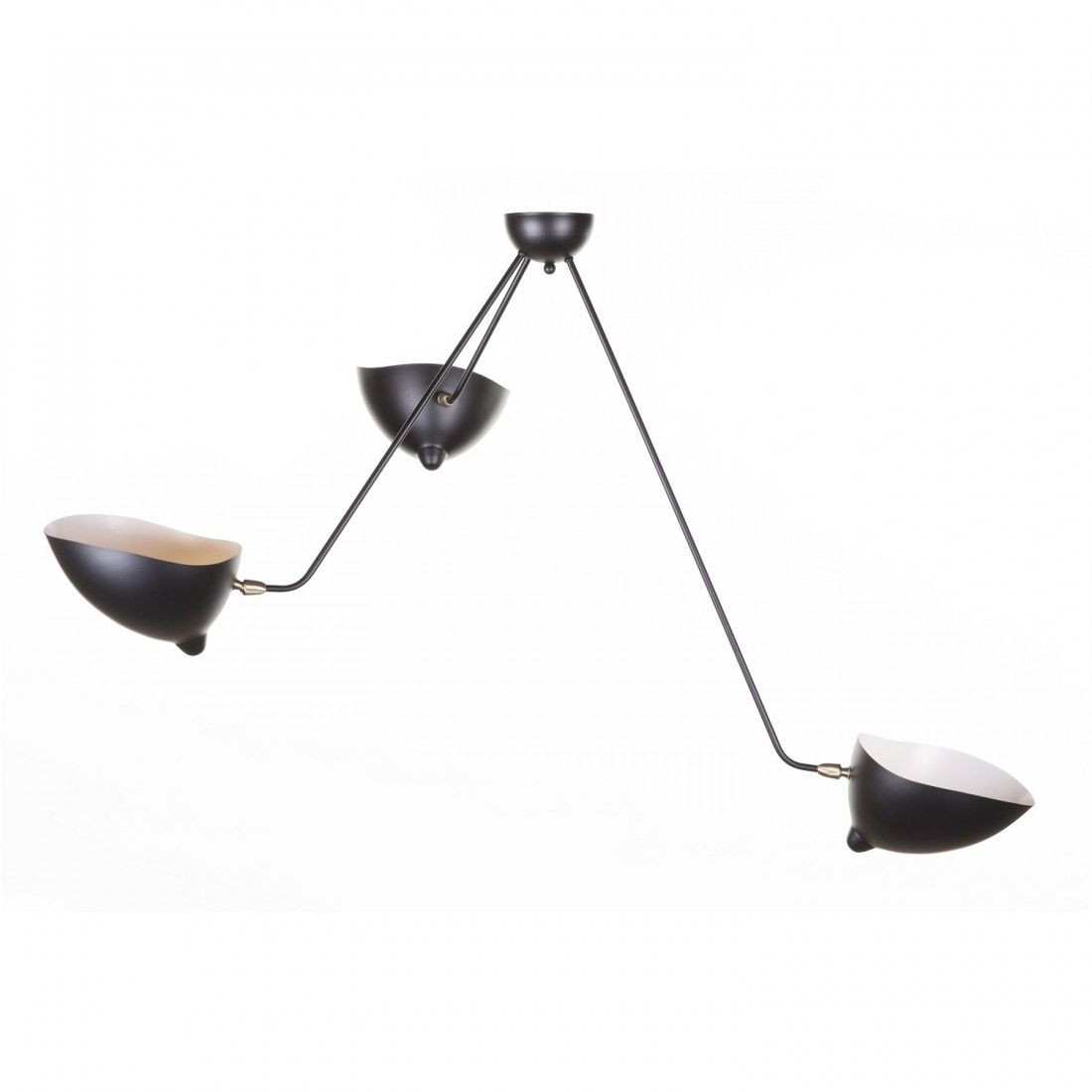 3 arm spider mcl sp3 ceiling lamp ceilings mid century and mid 3 arm spider mcl sp3 ceiling lamp arubaitofo Images