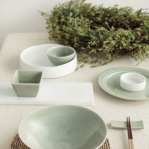 Handcrafted Fine Korean Pottery Tableware Korean Pottery Ceramic Tableware Korean Kitchen