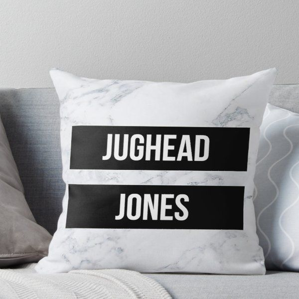 Riverdale Jughead Jones Cole Sprouse Throw Pillow Products