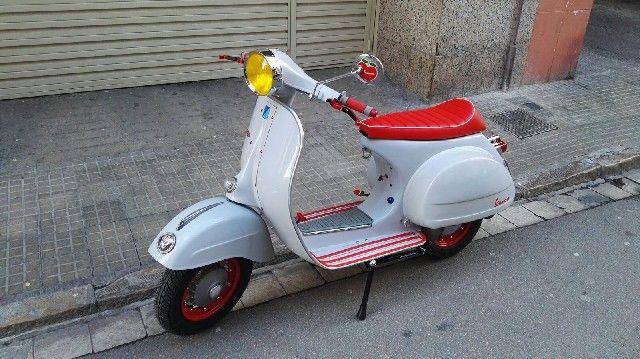 Moto Vespa De Segunda Mano Vespa Motos Vespa Vespa 200