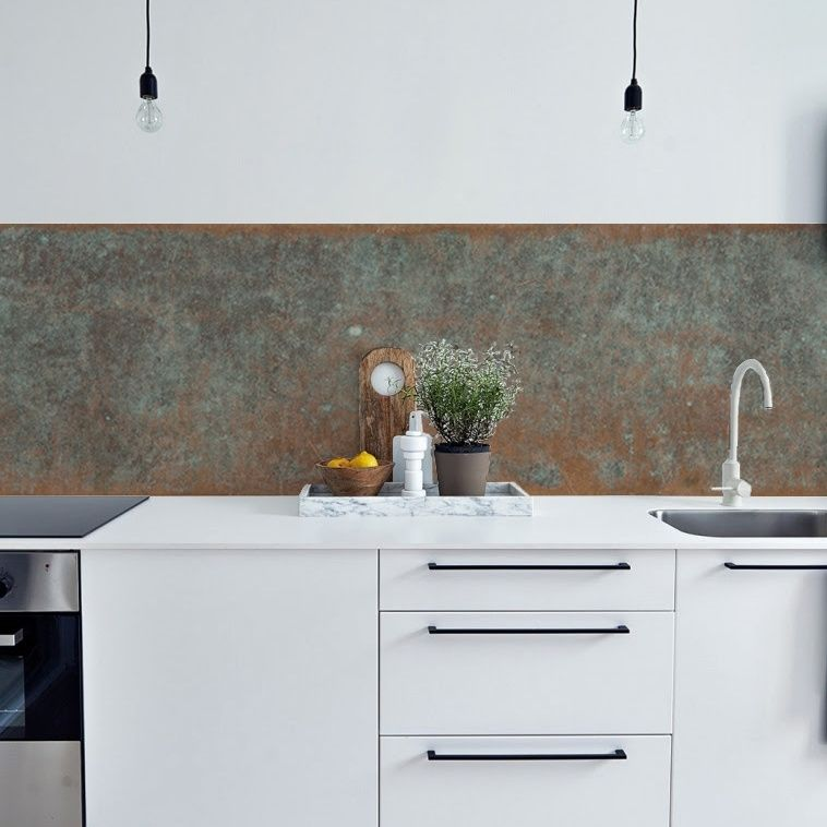 Stop Your Search For A Wonderful Looking Kitchen Backsplash Within One Hour  You Could Have This Stunning Wallpaper Placed To The Wall Of Your Kitchen  With ...