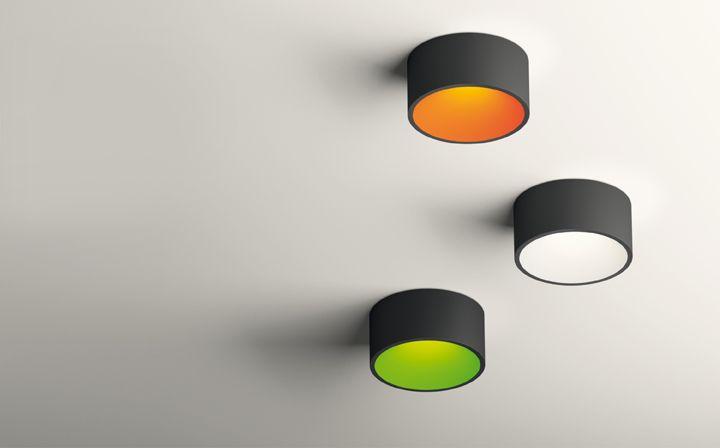 Plafoniere Da Soffitto Design : Lampade da soffitto domo design by ramos bassols luci di