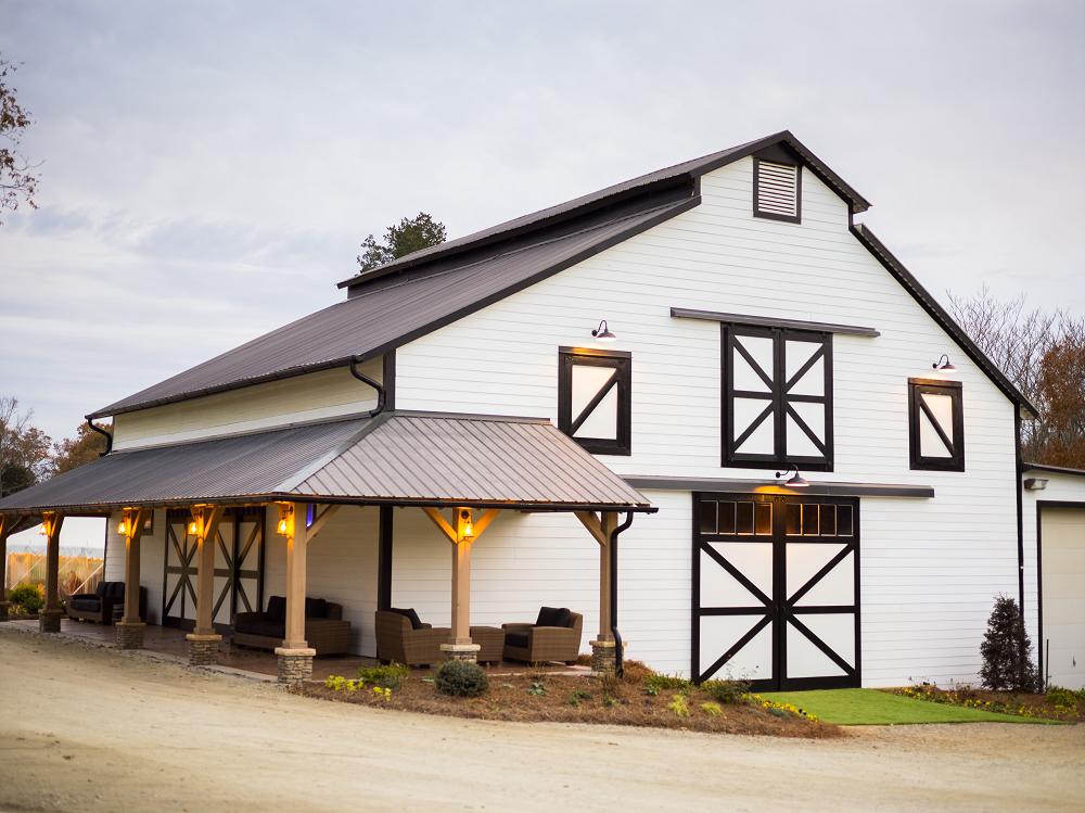 {Venue} The Barn at Summerfield Farms Summerfield, NC