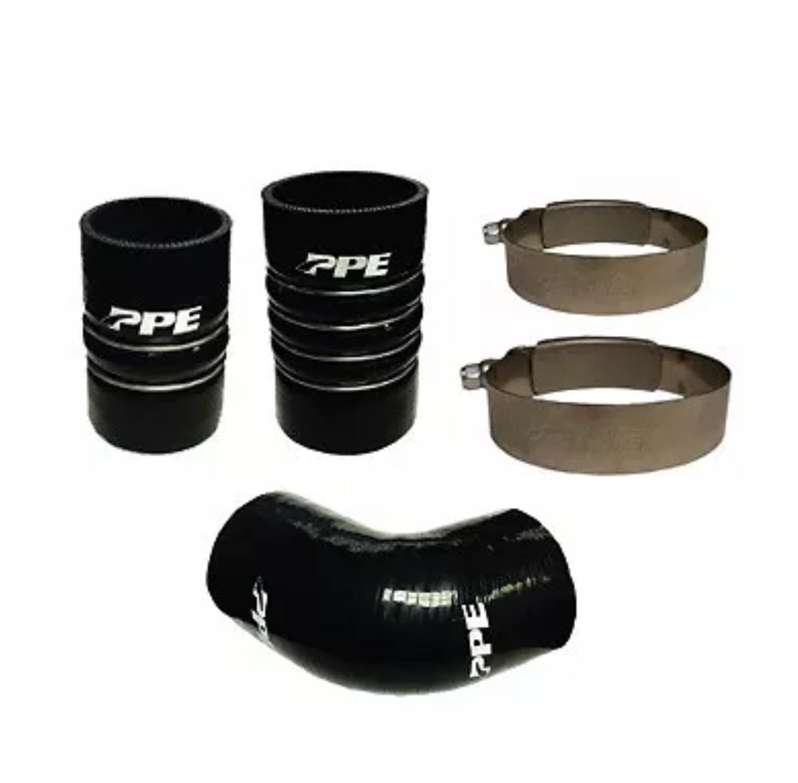 06-10 Duramax PPE Silicone Hose & Clamp Kit