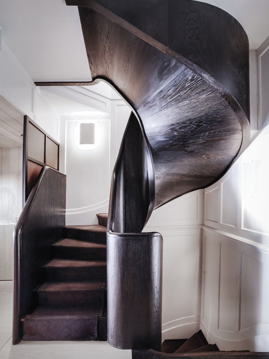Best Winding Staircase At The Connolly Boutique By Gilles 400 x 300