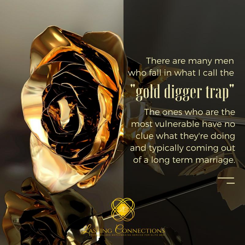 Service de matchmaking Gold Digger