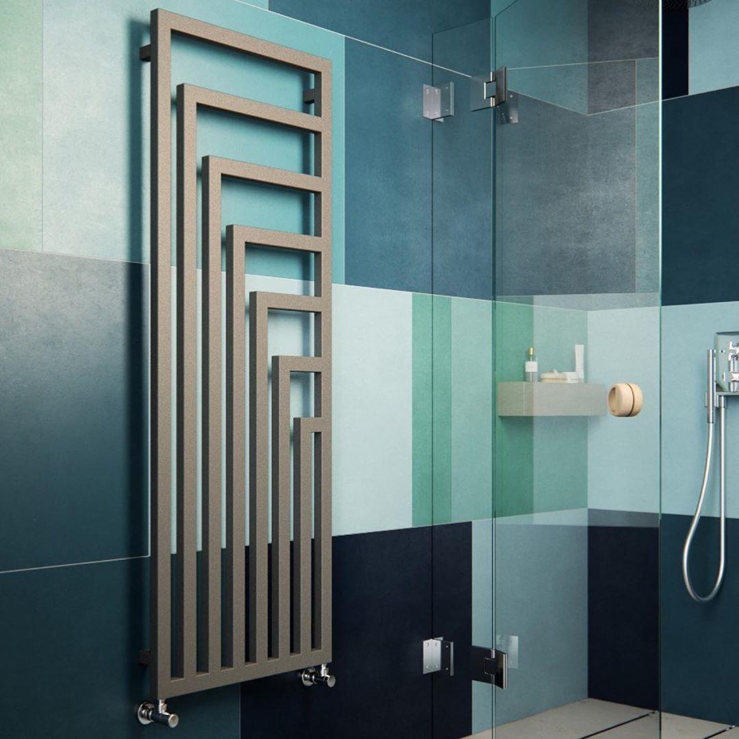 Badheizkörper ANGUS www.anapont.eu #bathroominspo #badbau ...