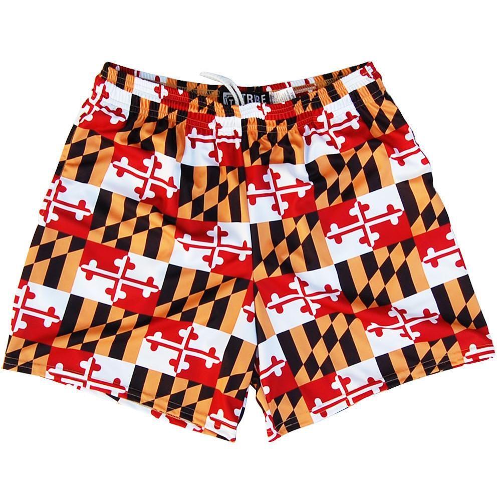 Petiteyouth Colosseum Red Maryland Terrapins Wewak Shorts Boy S Size Yth Medium Mar Red Washington State Cougars