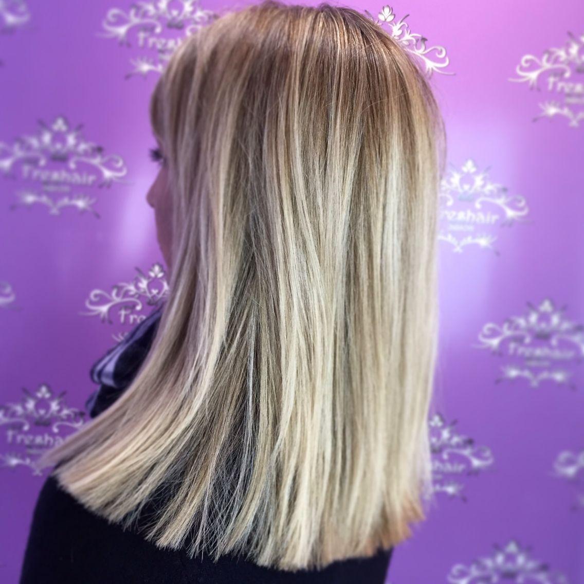 Gorgeous Seamless Blonde By Bek Phelan Freshairsalon Keune
