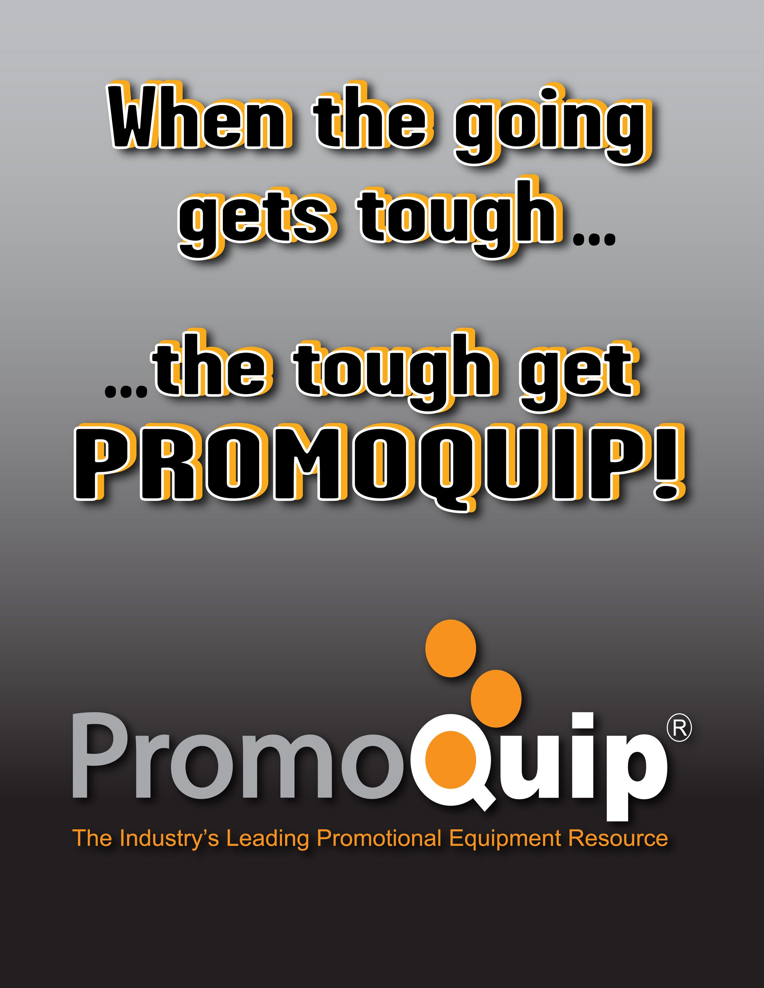 PromoQuip's Idea Generator is a great tool to use