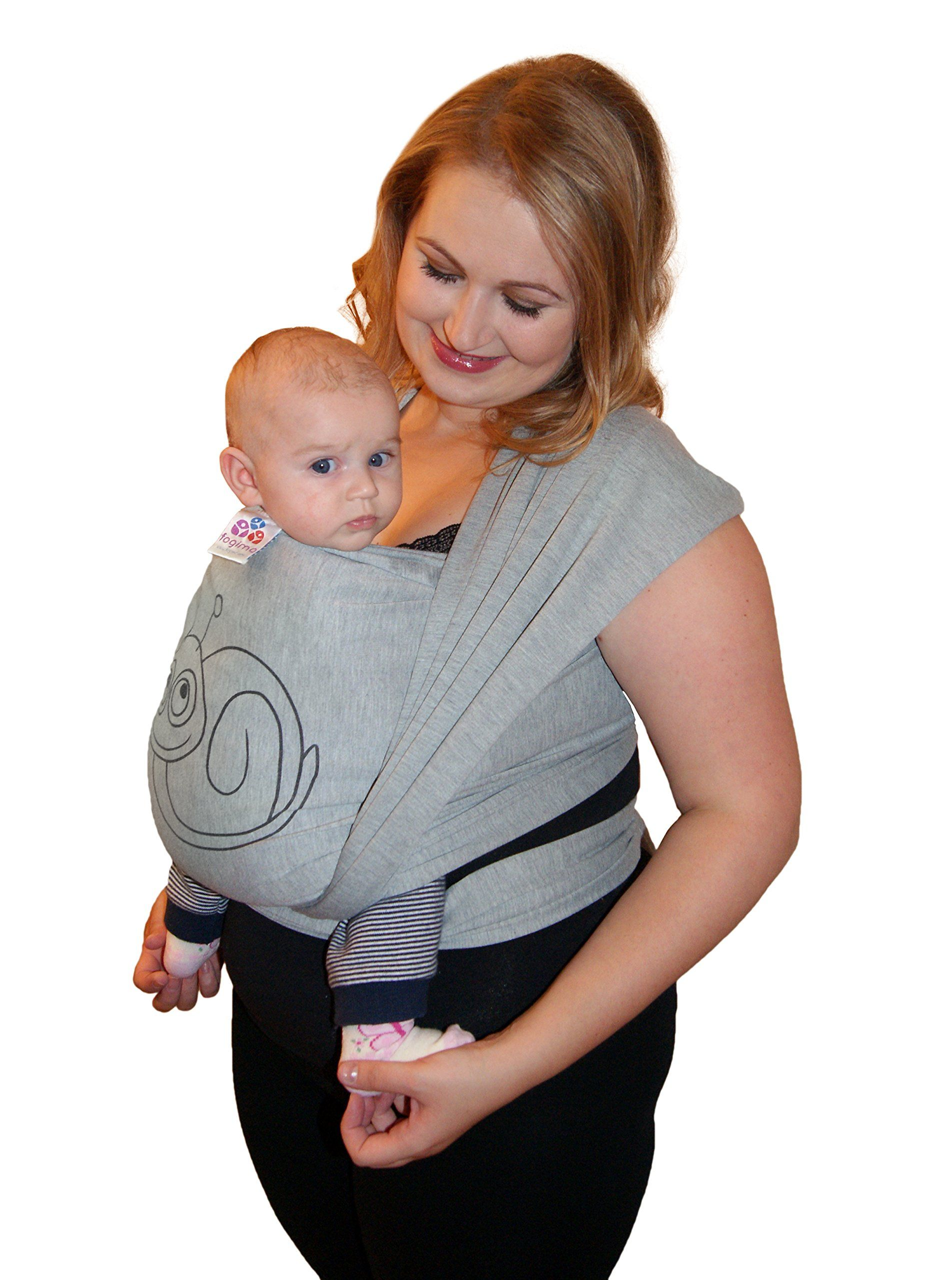 Baby Carrier Wrap From Fogimo Comfort Baby Sling Child Carrier