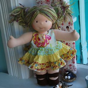 Bamboletta Dolls - I can't wait to give C hers on Christmas morning.