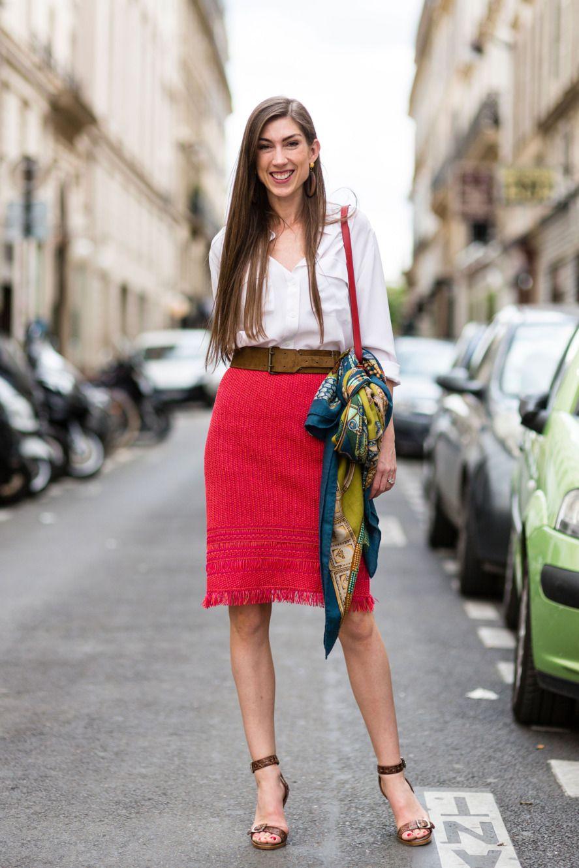 Effortless Parisian style: Erin Hazelton - The Cut