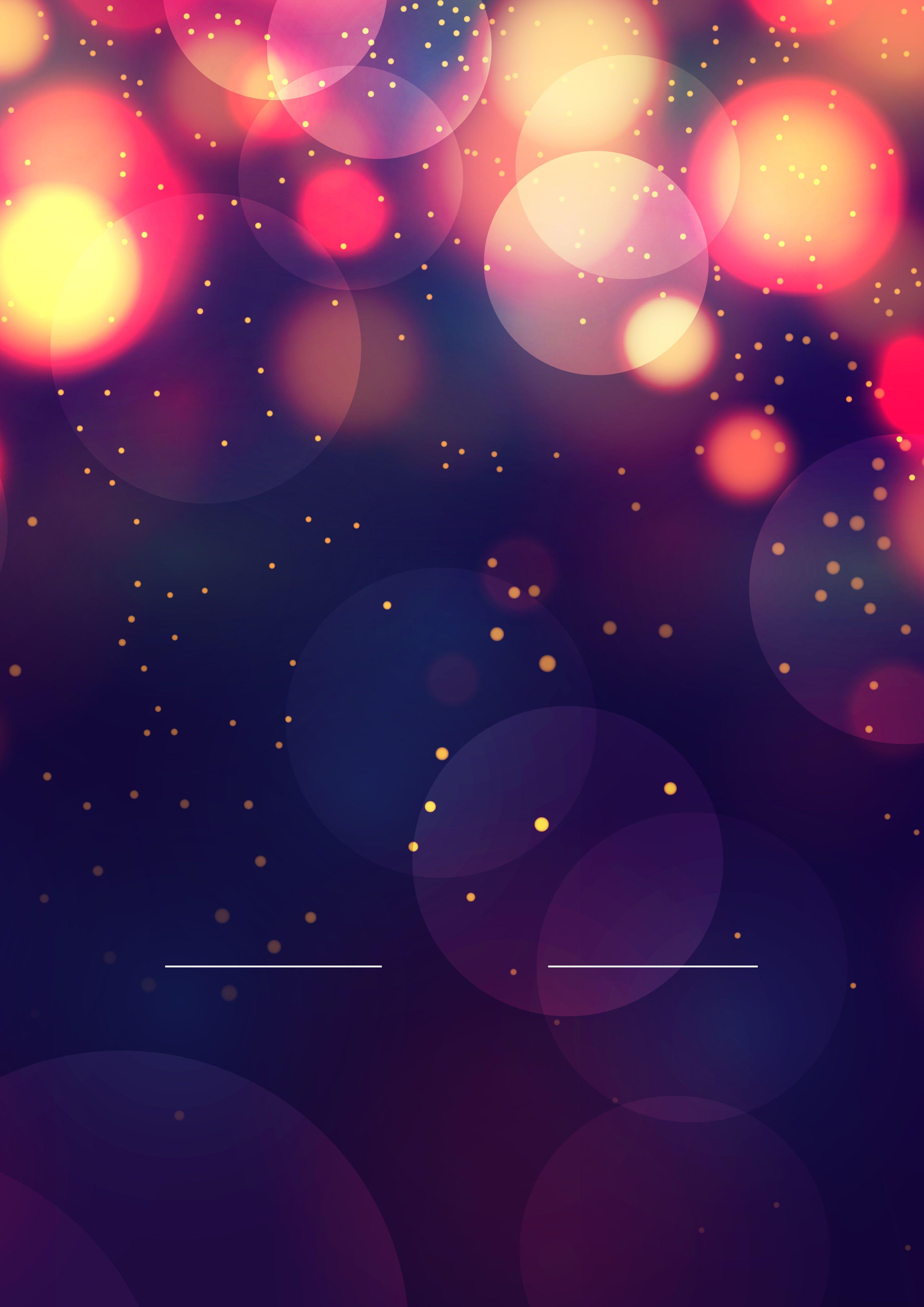 Dream Night Light Effect Background | Adobe photoshop cs3 in