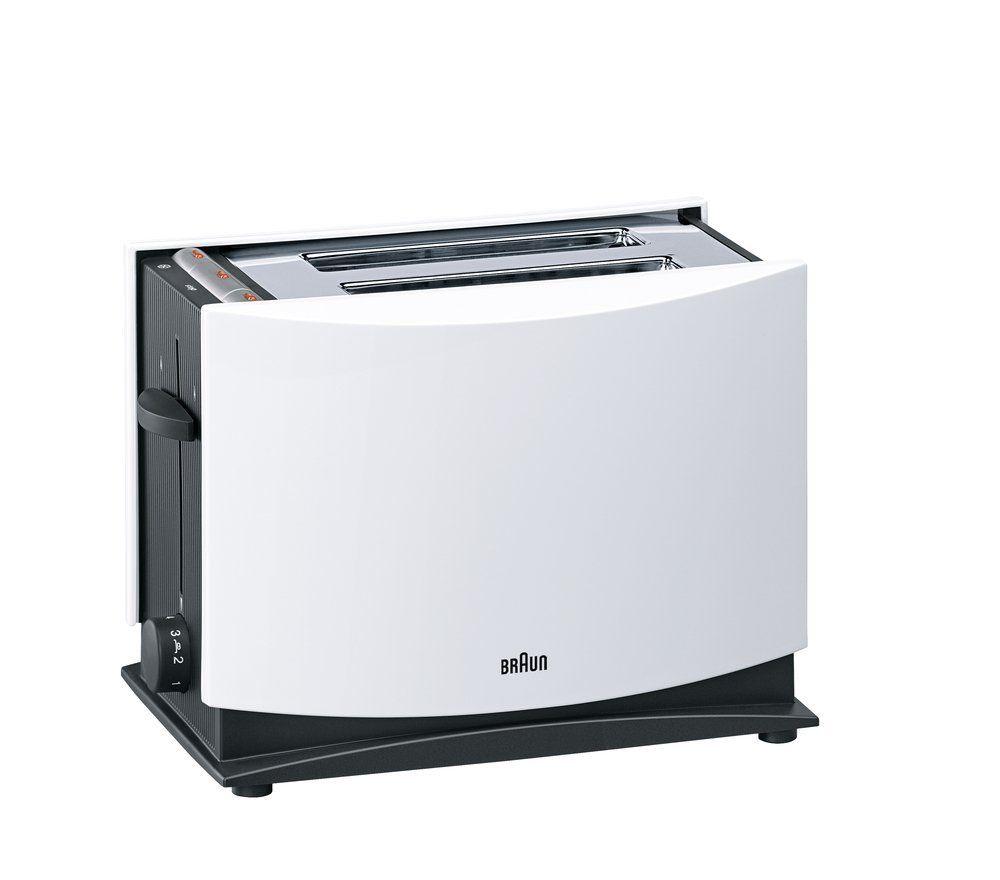 Amazon.de: Braun MultiToast Toaster HT450 weiss | Stuff | Pinterest