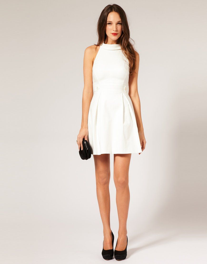 Collection Casual White Dress Pictures - Get Your Fashion Style