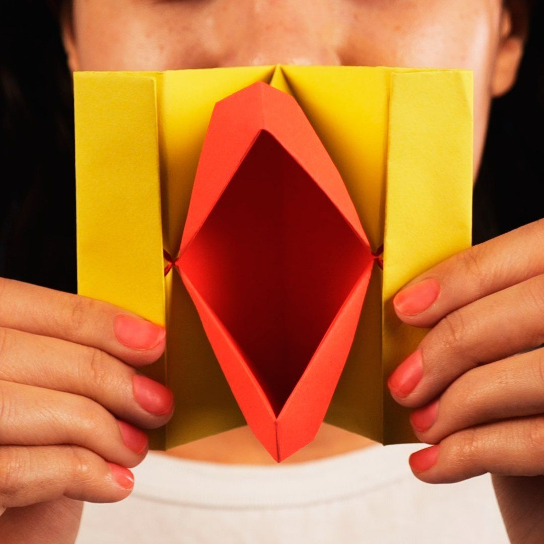 Simple Paper Toys To Bring You A Lot Of Fun In 2020 Paper Crafts Diy Kids Paper Toys 5 Minute Crafts Videos