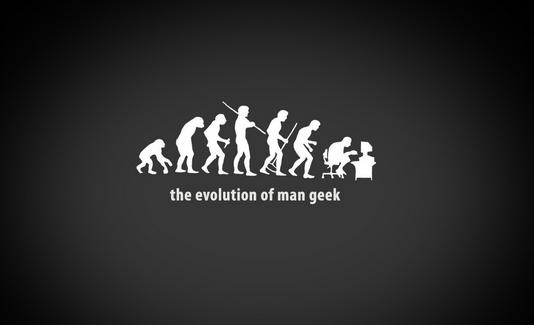 Evolution lol
