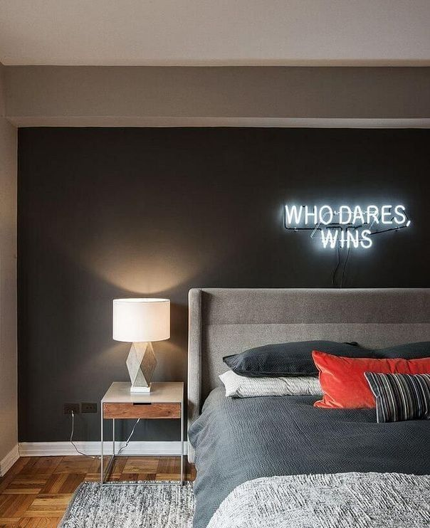 30+ Stylish Masculine Bedroom Design Ideas For Men ...