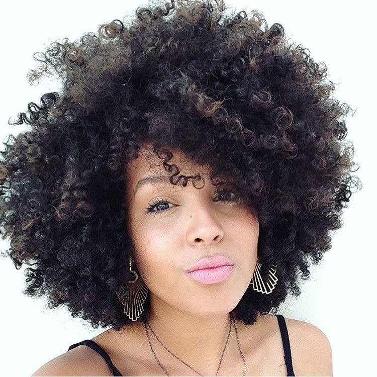 Gorgeous Afro Criisoliveira3 Afros Pinterest Hair Curly Hair