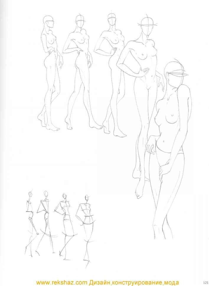 Pin de Antonella Queirolo en >>Fashion Sketches<< | Pinterest