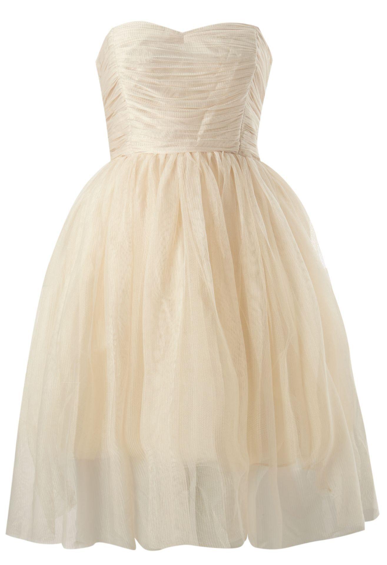 eff3dfaac5a5 Vero Moda 50`S Prom Corsage Style Dress | DRESSES I adore | Prom ...
