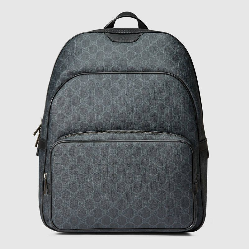 5495c0449 GG Supreme canvas backpack Carteras Gucci, Ropa Deportiva, Mochilas, Ropa  Tumblr, Hombres