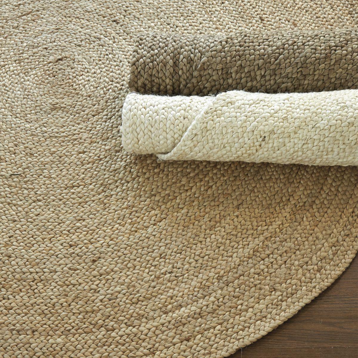 round braided jute rug in 2019 | nursery | pinterest | rugs, jute