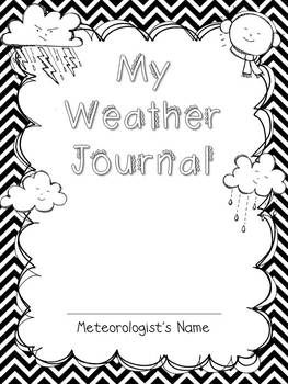 Weather Words, Worksheets and Fun! {in English and Spanish