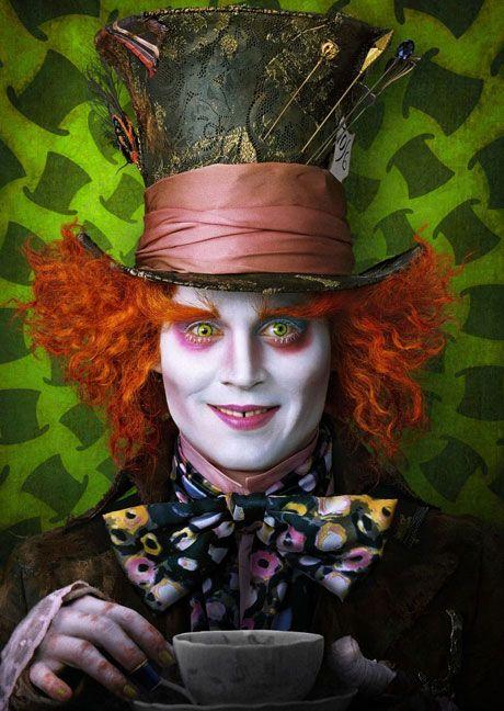 Tim Burton Mad Hatter