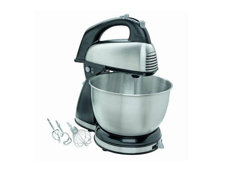 Hamilton Beach Stand Mixer Cake Beater Machine 6 Speed Black Stainless Steel Best Kitchenaid Mixer Kitchen Aid Mixer Kitchen Appliances Deals