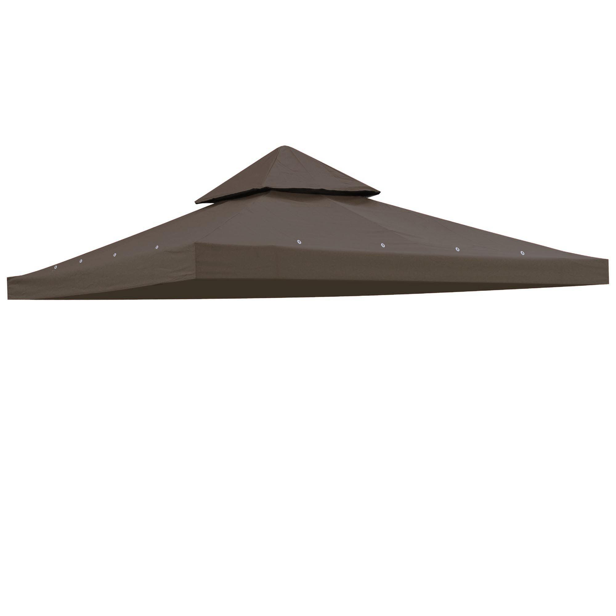 Yescom 8 X 8 Gazebo Top Canopy Replacement 2 Tier Uv30 200g Sqm Outdoor Patio Garden Cafe Cover More Info Could Be Found Patio Canopy Gazebo Gazebo Canopy