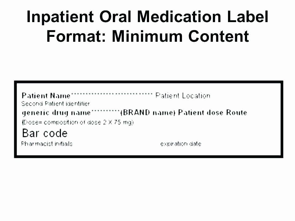 Fake Prescription Label Template Elegant Rx Label Template Bbuzz Label Templates Address Label Template Labels Fake prescription label template