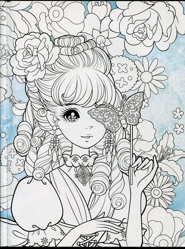 Princess Coloring Book 1 - Mama Mia - Picasa Web Albums | Anime ...