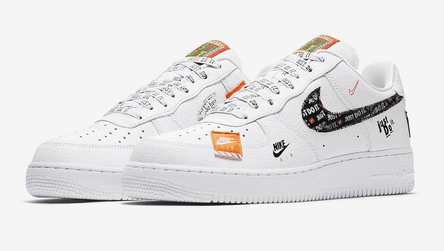 809329c5 📦: Nike Air Force 1 📅: June 28, 2018 🎨: AR7719-100 💰: $130 (USD) |  SNKRS.tech | Pinterest