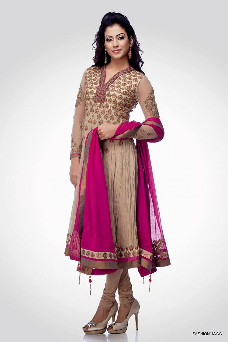 Indian Anarkali Dresses | Other Images in this Gallery | Dresses ...