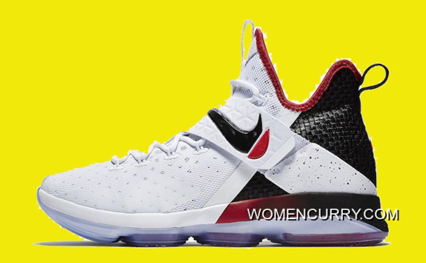 953cc85555f2 ... order nike lebron 14 flip the switch black white university red new  style price 84.00 women ...