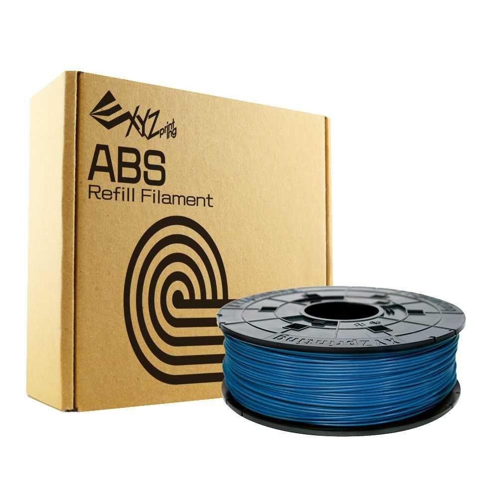 XYZPrinting Filament ABS Blau 1.75 mm 0.6 kg 3d drucker