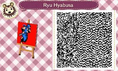 Ryu Hyabusa from Ninja Gaiden