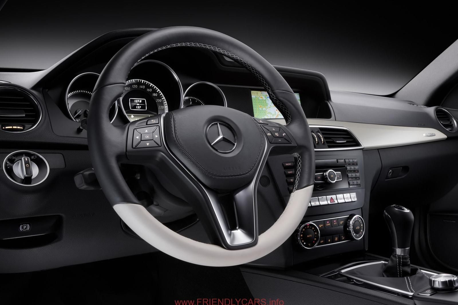 Nice mercedes c coupe interior car images hd 2012 mercedes benz c class coupe photos and