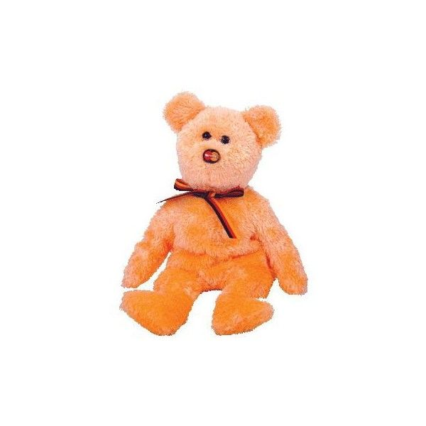 TY Beanie Baby MC MASTERCARD II Bear (Credit Card Exclusive) (8.5 ... 668f7f464650