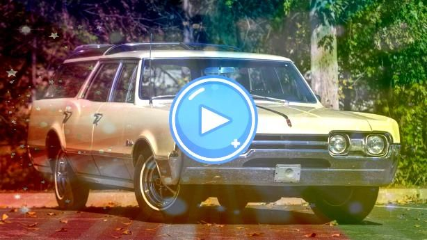 Oldsmobile Vista Cruiser Station Wagon presented as Lot W94 at Kissimmee FL1967 Oldsmobile Vista Cruiser Station Wagon presented as Lot W94 at Kissimmee FL Regraned from...